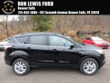 2018 Shadow Black Ford Escape SEL 4WD #123874803