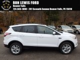 2018 Oxford White Ford Escape SEL #123874802