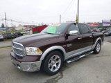 2014 Western Brown Ram 1500 Laramie Crew Cab 4x4 #123874887