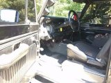 Ford Bronco Interiors