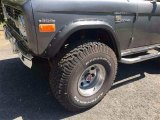 Ford Bronco Wheels and Tires
