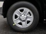 2018 Toyota Tundra SR5 Double Cab 4x4 Wheel