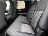 2018 Toyota Tundra SR5 Double Cab 4x4 Rear Seat