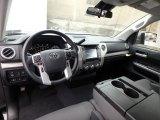 2018 Toyota Tundra SR5 Double Cab 4x4 Graphite Interior