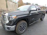 2018 Toyota Tundra Limited Double Cab 4x4 Front 3/4 View