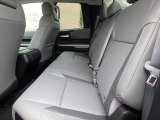 2018 Toyota Tundra Limited Double Cab 4x4 Rear Seat