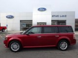 2017 Ford Flex Ruby Red