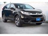 2017 Crystal Black Pearl Honda CR-V LX #123898675