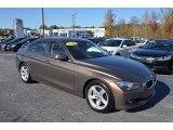 2013 Mojave Brown Metallic BMW 3 Series 328i Sedan #123924203