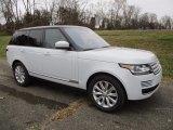 2017 Land Rover Range Rover Yulong White Metallic