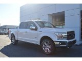 2018 White Platinum Ford F150 King Ranch SuperCrew 4x4 #123924193