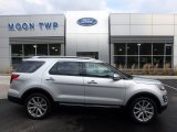 2017 Ingot Silver Ford Explorer Limited 4WD #123924237