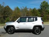 2017 Glacier Metallic Jeep Renegade Trailhawk 4x4 #123924034