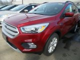 2018 Ruby Red Ford Escape SEL #123948289