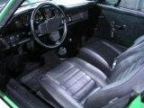 1974 Porsche 911 Carrera Targa Black Interior