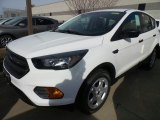 2018 Oxford White Ford Escape S #123948281