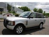 2005 Zambezi Silver Metallic Land Rover Range Rover HSE #12341694