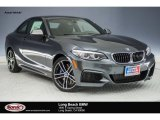 2018 Mineral Grey Metallic BMW 2 Series M240i Coupe #123948202