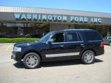 2007 Black Lincoln Navigator Ultimate 4x4 #12352865