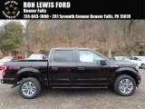 2018 Magma Red Ford F150 STX SuperCrew 4x4 #123948088