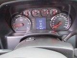 2017 Chevrolet Silverado 1500 WT Regular Cab 4x4 Gauges