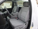 2017 Chevrolet Silverado 1500 WT Regular Cab 4x4 Front Seat