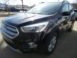 2018 Shadow Black Ford Escape SEL #123948296