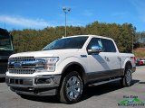 2018 White Platinum Ford F150 Lariat SuperCrew 4x4 #123974934