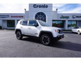 2017 Glacier Metallic Jeep Renegade Trailhawk 4x4 #123988349