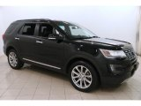 2016 Shadow Black Ford Explorer Limited 4WD #123988409