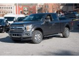 2018 Magnetic Ford F150 XLT SuperCab 4x4 #124004507