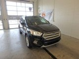 2018 Shadow Black Ford Escape SEL 4WD #124004490