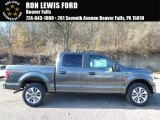 2018 Magnetic Ford F150 STX SuperCrew 4x4 #124004481