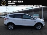 2018 Oxford White Ford Escape SE #124004477