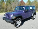 2018 Jeep Wrangler Unlimited Xtreme Purple Pearl