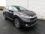 2018 Gunmetal Metallic Honda CR-V EX AWD #124026147