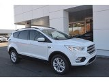 2018 Oxford White Ford Escape SE #124026180