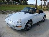 1996 Porsche 911 Glacier White