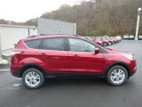 2018 Ruby Red Ford Escape SE 4WD #124026208