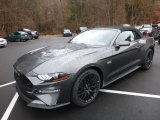 2018 Ford Mustang GT Premium Convertible Data, Info and Specs
