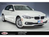 2018 Alpine White BMW 3 Series 320i Sedan #124045105