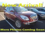 2011 Red Jewel Tintcoat Buick Enclave CXL AWD #124051411