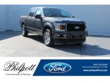 2018 Magnetic Ford F150 STX SuperCrew #124051389