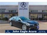 2018 Crystal Black Pearl Acura TLX Technology Sedan #124051307
