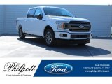 2018 Oxford White Ford F150 XLT SuperCrew #124051385
