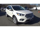 2018 White Platinum Ford Escape Titanium 4WD #124051477