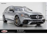 2018 Mercedes-Benz E AMG 63 S 4Matic Wagon