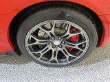 Dodge SRT Viper Wheels and Tires