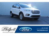 2018 White Platinum Ford Escape SEL #124065965