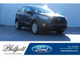 2018 Shadow Black Ford Escape S #124065964